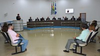 8ª Sessão Ordinária com Ato Solene